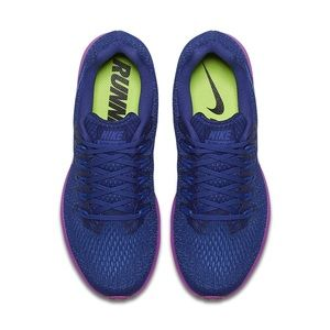 Womens NIKE ZOOM ALL OUT LOW Royal BlueTrainers 878671 404